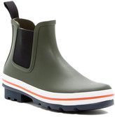 Hunter Chelsea Buoy Stripes Waterproof Boot