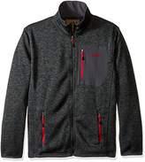 Pacific Trail Men's Sweater Fleece Jacket