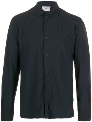 Peuterey Long Sleeve Fitted Shirt