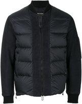 Emporio Armani padded athletic jacket