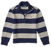 Ralph Lauren Boys 2-7 Striped Knit Pullover