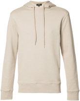 A.P.C. classic hoodie - men - Cotton - M