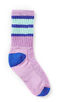 Smartwool Kids Striped Hike Socks