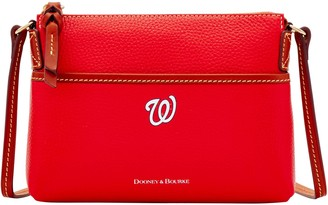 Dooney & Bourke MLB Nationals Ginger Crossbody