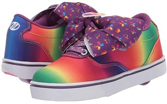 Heelys Launch 20 Jojo (Little Kid/Big Kid/Adult) (Rainbow/Tie-Dye) Girl's Shoes