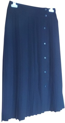 Liberty of London Designs Black Skirt for Women Vintage