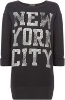 Denim & Supply Ralph Lauren Oversize NYC sweat