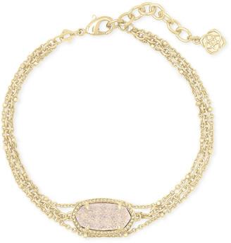 Kendra Scott Elaina Silver Multi Strand Bracelet