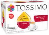 Gevalia 48-Count Espresso T DISC Value Pack for TassimoTM Beverage System
