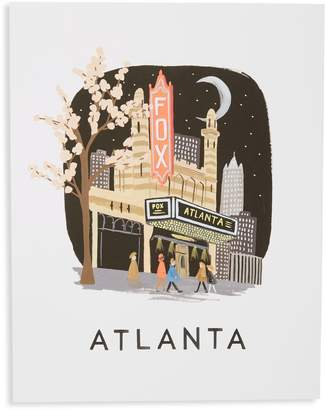 Rifle Paper Co. Atlanta Art Print
