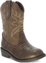 Nina Little Girls' or Toddler Girls' Mairabela Cowgirl Boots