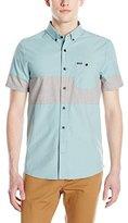 Volcom Men's Locker Short Sleeve Woven Shirt