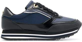 Tommy Hilfiger Mesh Upper Sneakers