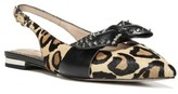 Sam Edelman Women's Rupert Genuine Calf Hair Flat