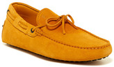 Tod's Suede Moc Driver