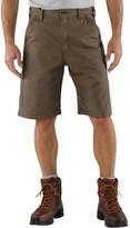 Carhartt 7.5 oz. Canvas Work Shorts - Factory Seconds (For Men)