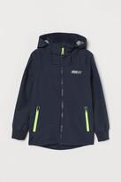 H&M Fleece-lined Shell Jacket