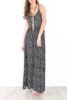 Dex Printed Maxi Dress