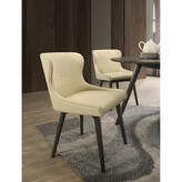 Church's Street Upholstered Dining Chair Union Rustic