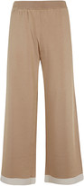 Moschino Flared Leg Trousers