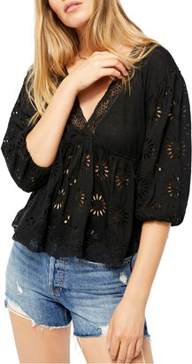 Free People Sweeter Side Top