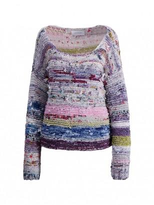 HOLZWEILER Multicolour Silk Knitwear for Women