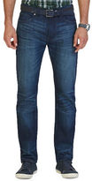 Nautica Faded Straight Fit Jeans