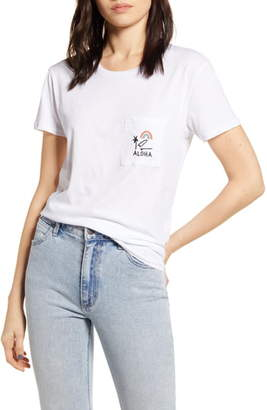 Rip Curl All Things Aloha Pocket Tee
