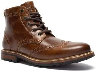 Crevo Speakeasier Lace-Up Wingtip Boot