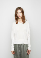 MM6 MAISON MARGIELA Viscose Knit Pullover
