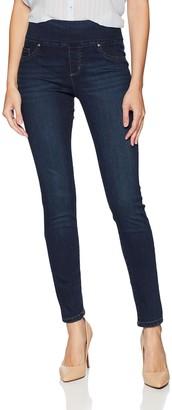 Lee Womens Sculpting Slim Fit Skinny Leg Pull On Jean 6
