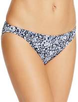 Polo Ralph Lauren Sea Floral Taylor Hipster Bikini Bottom