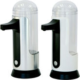 iTouchless 2-pc. Automatic Sensor Soap Dispenser Set