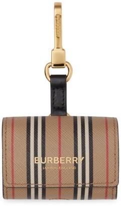 Burberry Icon Stripe AirPod Case