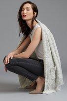 Dynamite Kate Grey Wash Moto Skinny Jeans