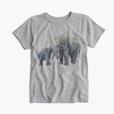 J.Crew Kids' crewcuts for David Sheldrick Wildlife Trust elephant T-shirt