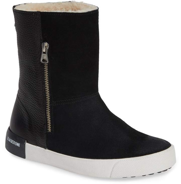 Blackstone QL40 Genuine Shearling Lined Boot