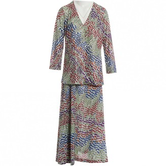 Vintage (unsigned) Multicolour Polyester Jumpsuits