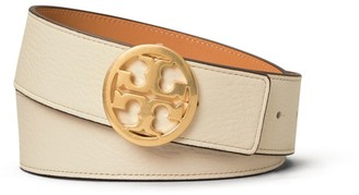 "Tory Burch 1 1/2"" Reversible Belt"