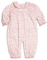 Kissy Kissy Baby's Floral Print Coverall