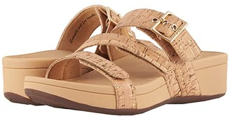 Vionic Rio (Gold Cork) Women's Sandals