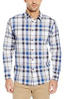Wrangler Men's Big and Tall Authentics Premium Long Sleeve Woven Shirt