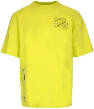 Marcelo Burlon County of Milan Back Print T-Shirt