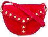 Saint Laurent small 'Y Studs' satchel