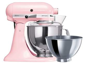 KitchenAid KSM160 Stand Mixer Pink