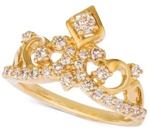 LeVian Le Vian Nude Diamond Tiara Ring (3/4 ct. t.w.) in 14k Gold