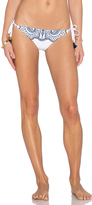 Nanette Lepore Henna Vamp Bikini Bottom