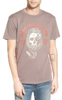 Obey Men's Spitting Venom Rattler Graphic T-Shirt