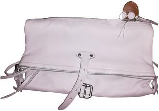 Maison Margiela White Leather Handbags