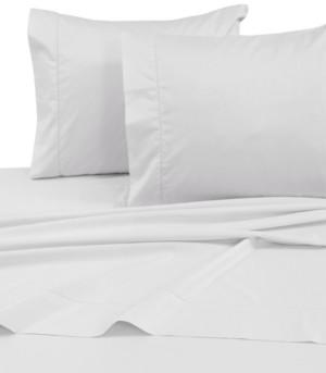 Tribeca Living 750 Thread Count Cotton Sateen Extra Deep Cal King Sheet Set Bedding